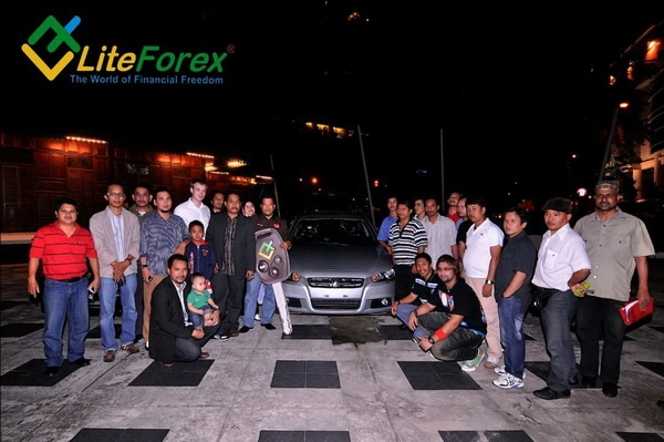 The «Great Hundred 2011» final from LiteForex in Malaysia