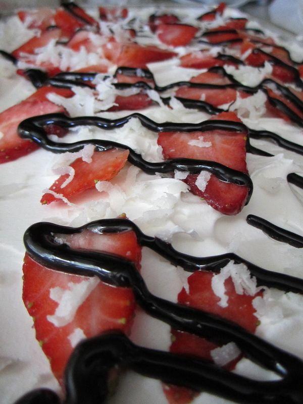 Deluxe Brownie Dessert : Image 1 of 4