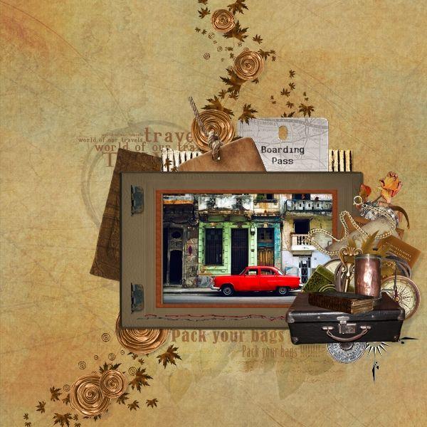 Kit Used - Vintage Traveling Collaboration by Benthaicreations, Butterfly Dsign, Carena Designs, Kakleidesigns, Lia Scrap, MariScrap, Monika Designs, Silke Papier Studio, Scrap Angie, Simplette Scrap & Designs, Snickerdoodle Designs, Star Song Studio, and Sweetmade Inc. available at Digidesignresort  #ddr-vintagetraveling, digidesignresort
