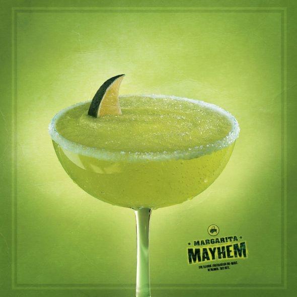 Margarita Mayhem from Buffalo Wild Wings Restaurant