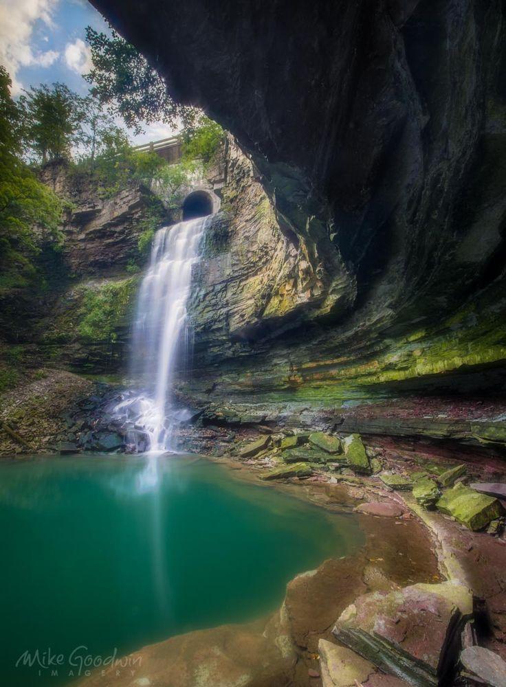 Chedoke Falls, Hamilton, Ontario, Canada