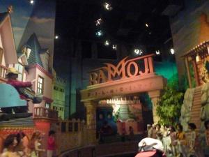 Ramoji Film City.... amazing & awesome
