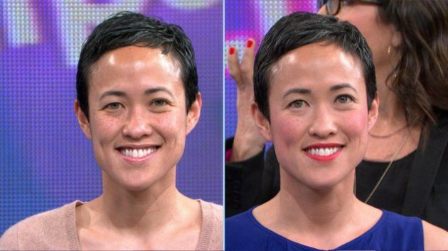 Yahoo Your Day: Makeup Makeovers for Spring - Yahoo  -  light, natural, makeup tips from bobby brown.     lj