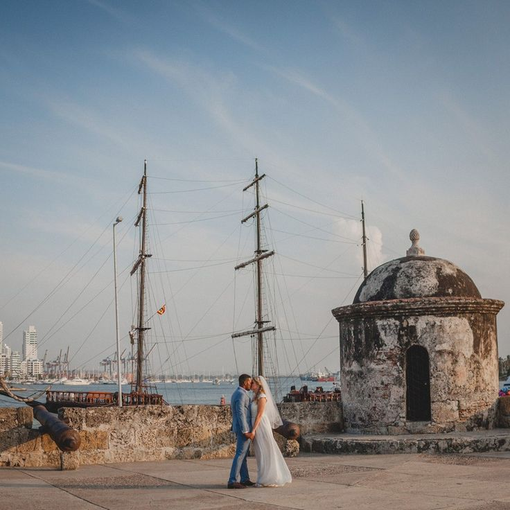 Destination Wedding Photographer - Cartagena - Colombia - Jorge and Margaret