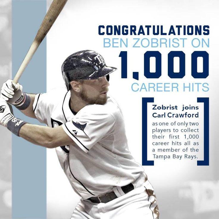 Congratulations To Ben Zobrist