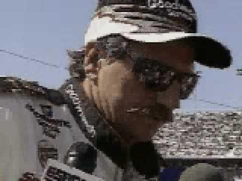Dale Earnhardt Sr. on the 2000 NASCAR changes. Follow us @ https://www.pinterest.com/livescores/