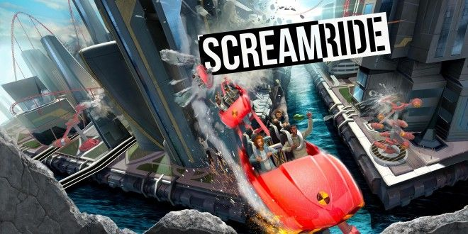Screamride Review - Ups and Downs • Load the Game