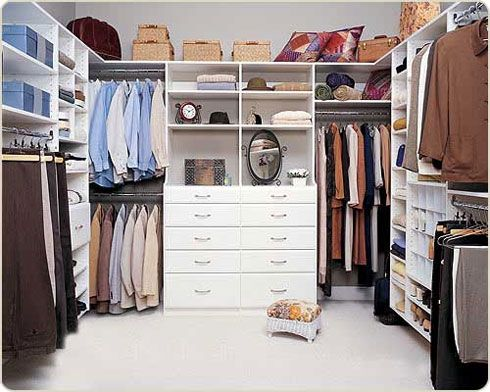 Closet Organizers Do It Yourself | Do It Yourself Closet Organizer Plans  Images