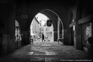 Il Postiglione #bologna #portici #postiglione #ristorante #photography #street #nikon #picture