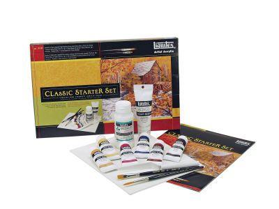 Liquitex® Heavy Body Artists Acrylic Starter Set