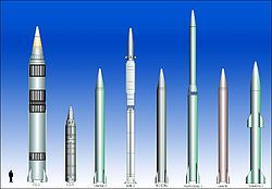 Medium-range ballistic missile - Wikipedia, the free encyclopedia