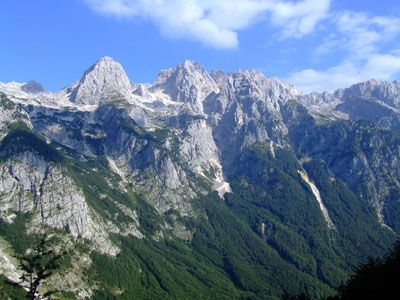 Hiking Julian Alps - Mount Triglav