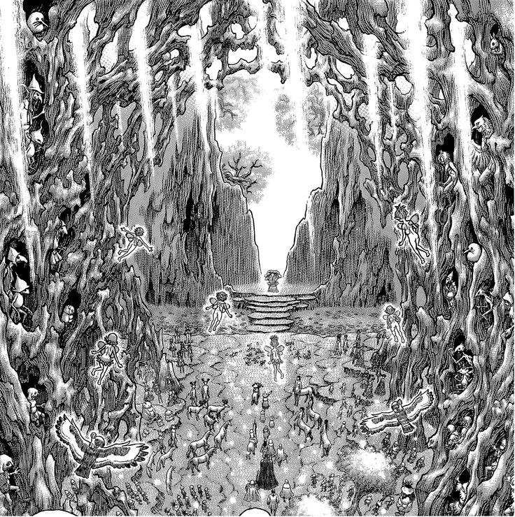 Review Berserk Manga Opinion Piece Nerdy Knowledge