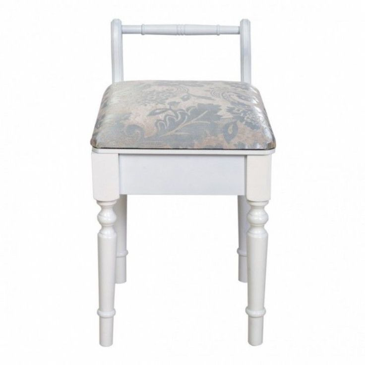 Home Modern Stool Seat Chair Living Room White Furniture Classic Stylish Table #HomeModernStool #Modern