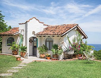 small two bedroom house in Mexico