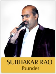 Subhakar Rao - An image captured during one of the digital marketing seminar happened in India