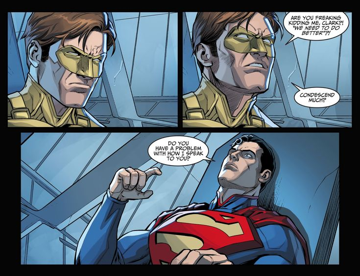 Injustice: Gods Among Us Year Four Issue #1 - Read Injustice: Gods Among Us Year Four Issue #1 comic online in high quality