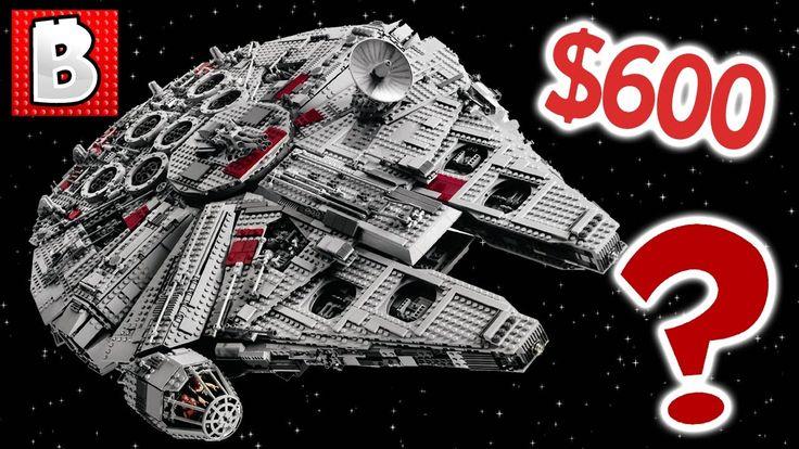 $600 LEGO Star Wars UCS Millenium Falcon Coming October 2017!? | LEGO News