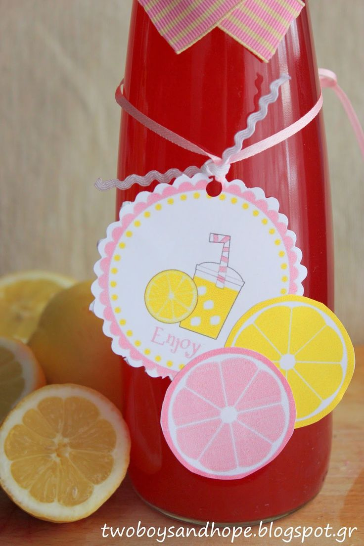 Rasberry lemonade