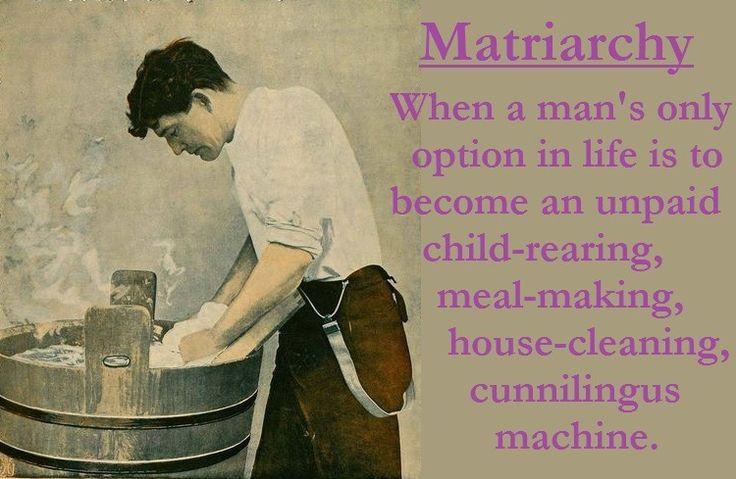 Imagine Matriarchy