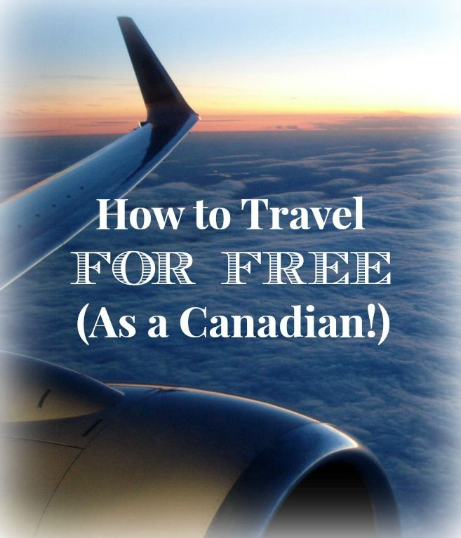 How to travel for FREE (as a Canadian!). Read my interview with Matt from Canadian Free Flyers and learn how to maximize travel points so you, too, can fly for FREE! one-giant-step.com