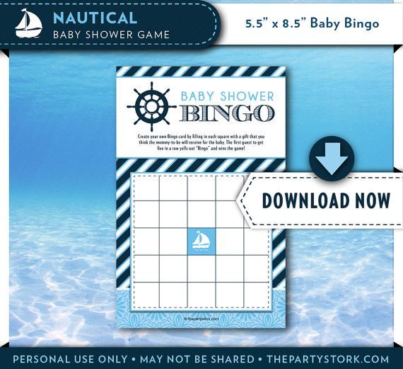 nautical baby shower games fun games nautical baby showers instant