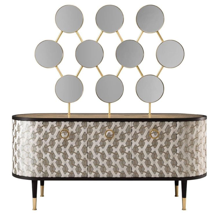 Shylock the Great Console by Matteo Cibic | From a unique collection of antique and modern pier mirrors and console mirrors at https://www.1stdibs.com/furniture/mirrors/pier-mirrors-console-mirrors/