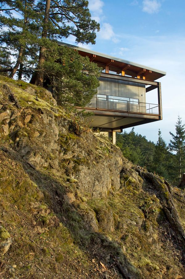 Buck Mountain Home On Orcas Island