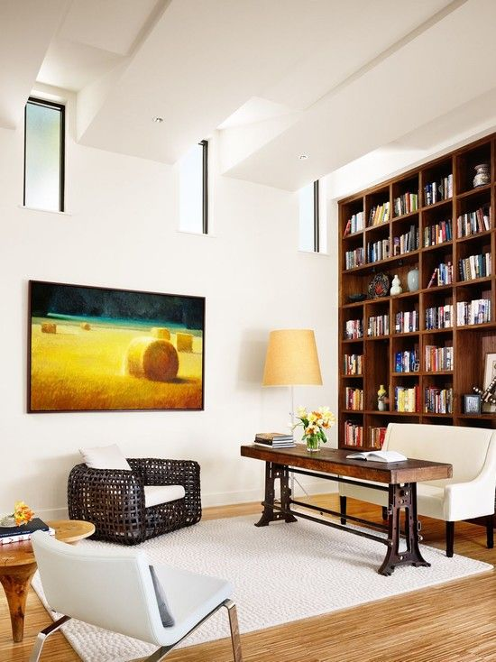 17 Best images about Home Library Design Ideas on Pinterest | Home ...