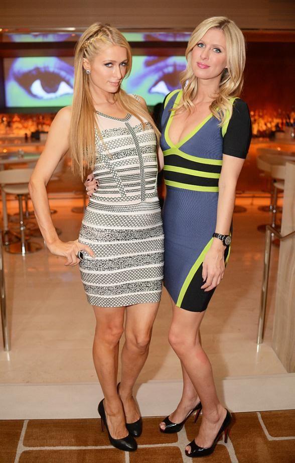 Nicky Hilton Celebrated The Big 3 0 Last Night Dining
