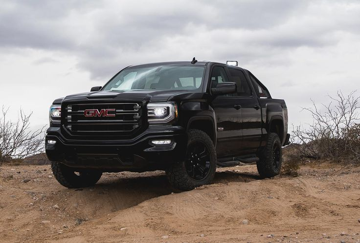 2016 GMC Sierra All Terrain X ready to hit the dealerships this spring [w/video]