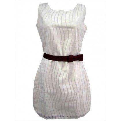 Naritva White Party Dress