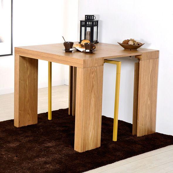 1000 id es sur le th me console extensible sur pinterest table console extensible table basse - Tafel console extensible solde ...