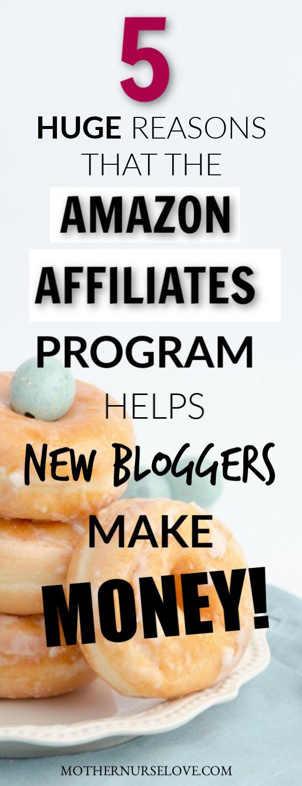 How the Amazon Affiliates Program Helps New Bloggers Make Money!