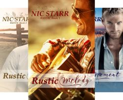 Rustic (3 Book Series) by  Nic Starr    http://amzn.to/2p4BvH2