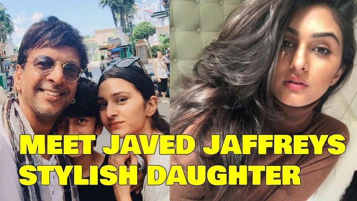 Meet Javed Jaffreys stylish daughter Alaviaa