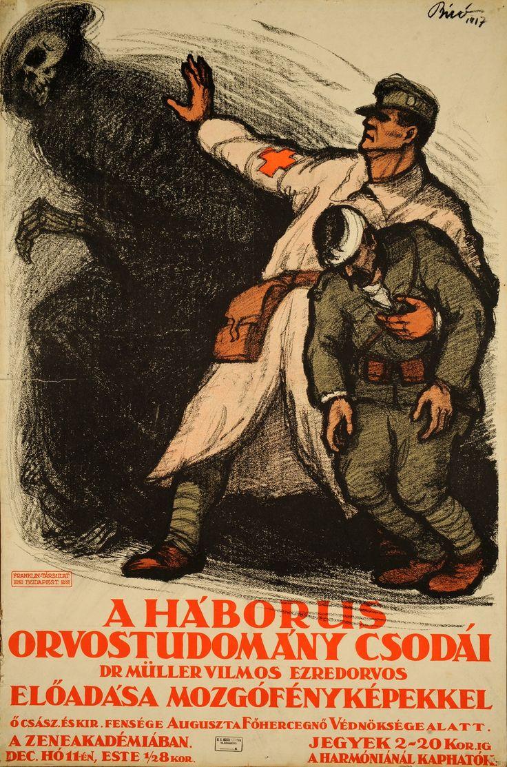 Biró Mihály: A háborus orvostudomány csodái (1917)