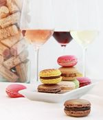 Mark your calendars February 12th, from 6-8PM, for a special Valentine's Wine & French dessert pairing event hosted by World Wine. For $15/person, guests are treated to the following custom pairings:  Aruma Malbec 2011 Argentina served with plaisir sucre //   Riesling Markus Molitor 2012 Germany/ Villa Jolanda Prosecco Rose NV Italy served with macarons // Accacia Chardonnay 2012 USA served with a lemon tart. It will be an event you don't want to miss!
