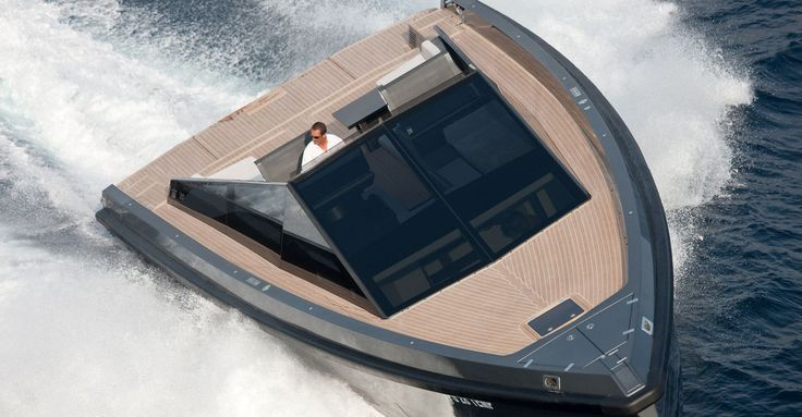 Wally 55 Luxury Sport Cruiser | Trovel.com