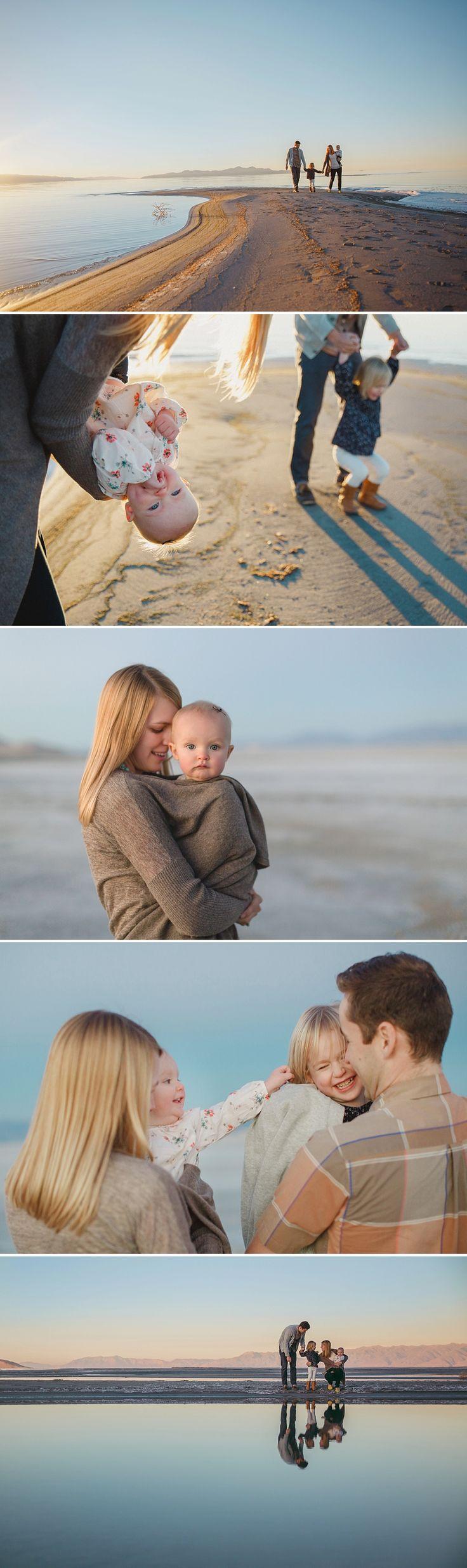 Summer Murdock Utah Family Photographer | The Great Salt Lake