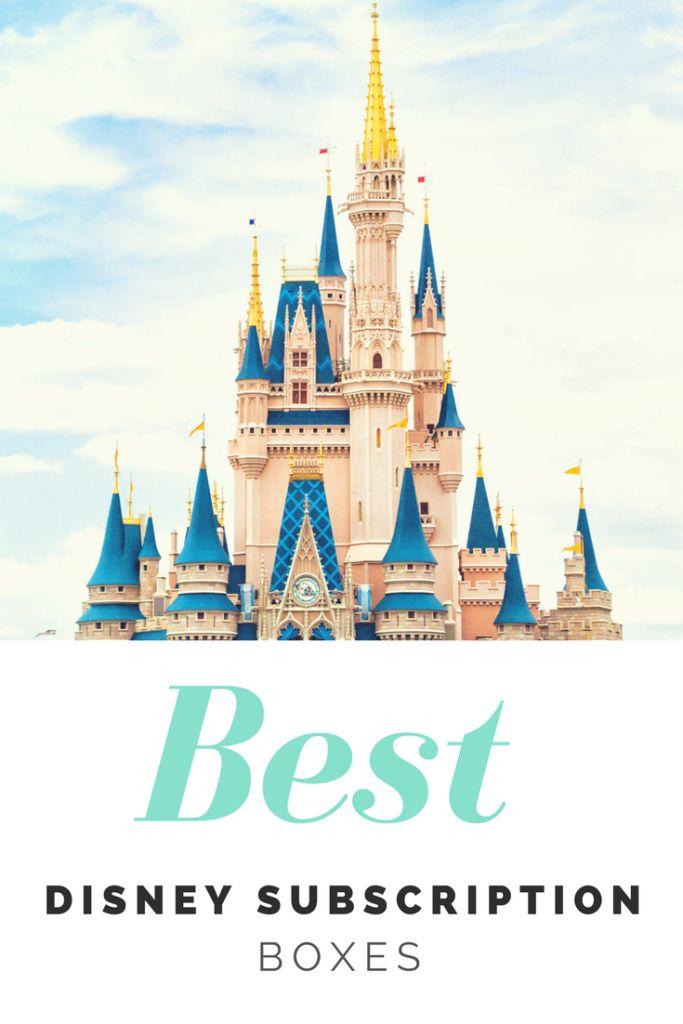Best Disney Subscription Boxes, Great big list of Disney Subscription Boxes. Disney Lover boxes. Prep for Disney Trip with subscription boxes! #disney #subscriptionbox #disneybox #disneybound