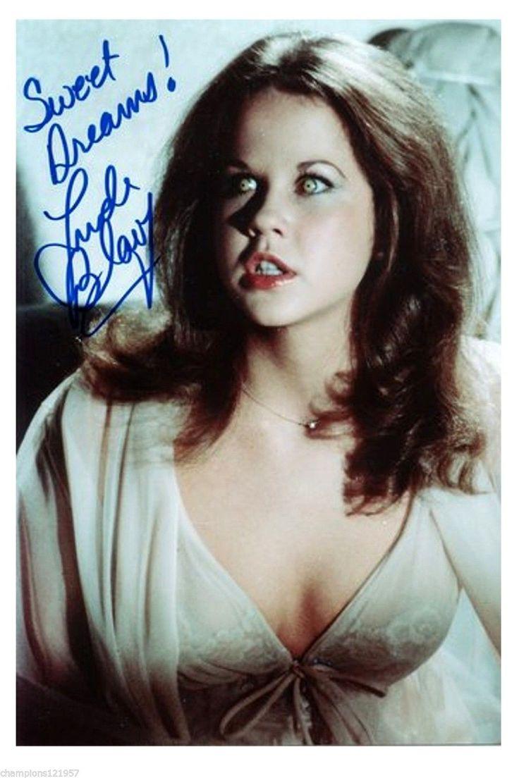 Linda Blair Autogramm Exorzist | eBay