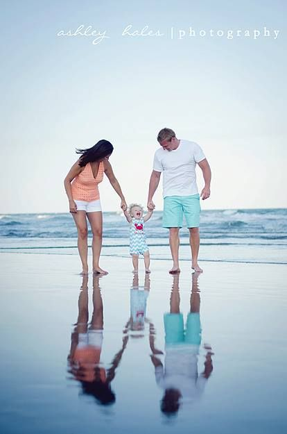This is NOT a photo taken by www.yveseyesphotography.com.au - just one we love by North Carolina Beach Photography, Family Photography