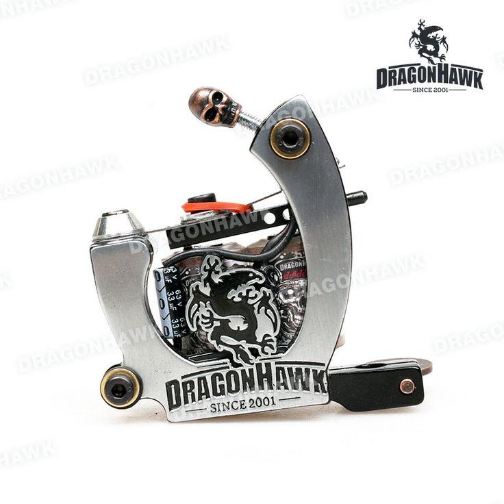 Dragonhawk Tattoo Machine Premium Iron 10 Wrap Shader With Box [WQ4874(04500707air)] - US$32.99 : Dragonhawk tattoo supplies, tattoo kits,tattoo machines for sale global form tattoodiy.com