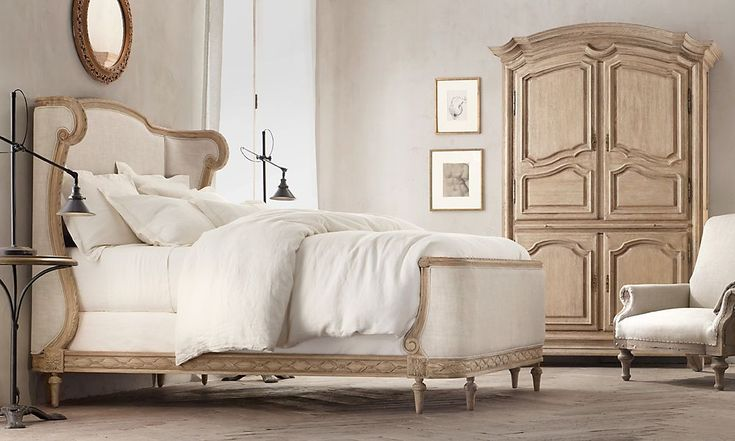 Rooms Restoration Hardware I Love This Bed Although