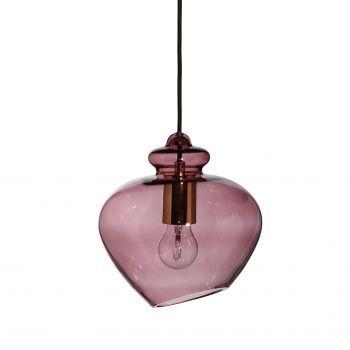 Lustra Grace Pink, Ø 23 cm - cu acest model de lustra, camera ta va capata un farmec special. #DecoStores #iluminat #corpde iluminat #amenajariinterioare #homedecor #lustre #ceilinglamps #lamps