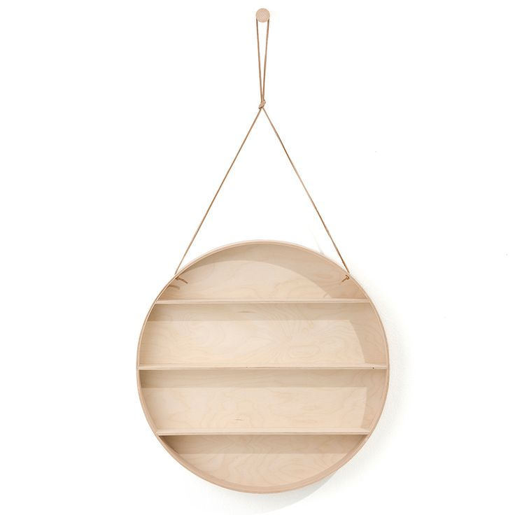 The Round Dorm Hylla 55cm, Ferm Living
