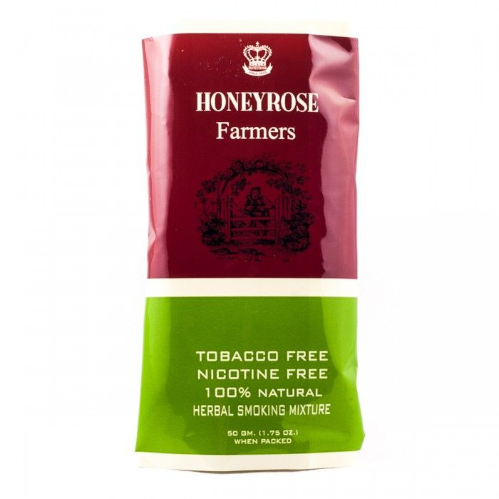 Honeyrose Farmers Honeyblend (50 gram) herbal smoking mixture