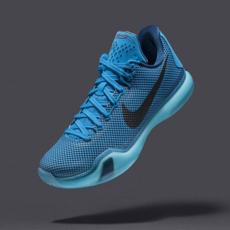 NIKE KOBE X – kobe bryant's 10th signature shoe | Jordan shoes ...
