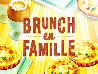 Petits ou grands, gourmets ou gourmands, tous vos proches raffoleront du repas officiel des grasses matinées. Une toute nouvelle façon simple et ludique de trouver de l'inspiration en cuisine.